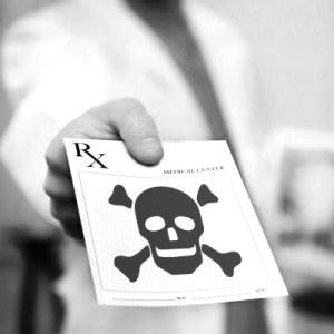 Prescrição que mata